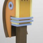 Скворечник попугай